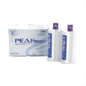 PEAK Heavy Body (А-силикон в картриджах)